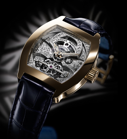 THE ART OF TOURBILLON